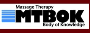 Massage therapy Body of Knowledge