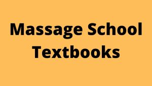 massage school textbooks