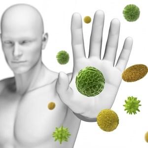 massaggio e immunità