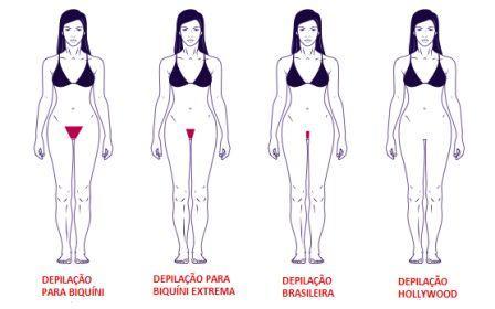 Tipos de Depilação da Vagina