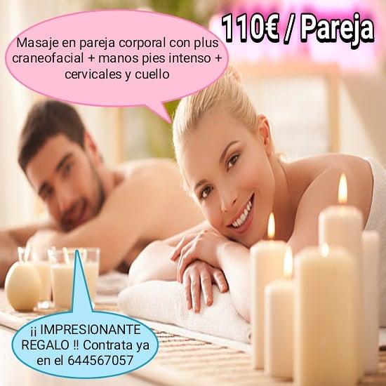 masajes en pareja tarragona