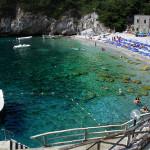 recommone spiaggia massa lubrense