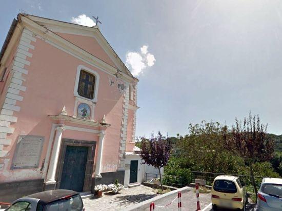 pastena massa lubrense chiesa san paolo