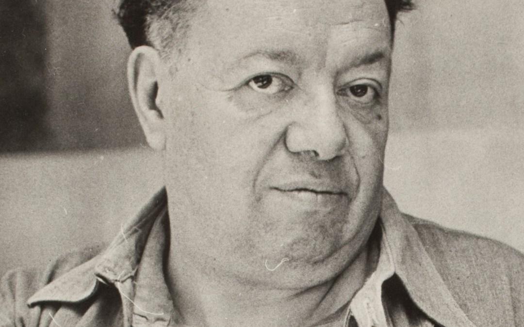 ¿De qué murió Diego Rivera?