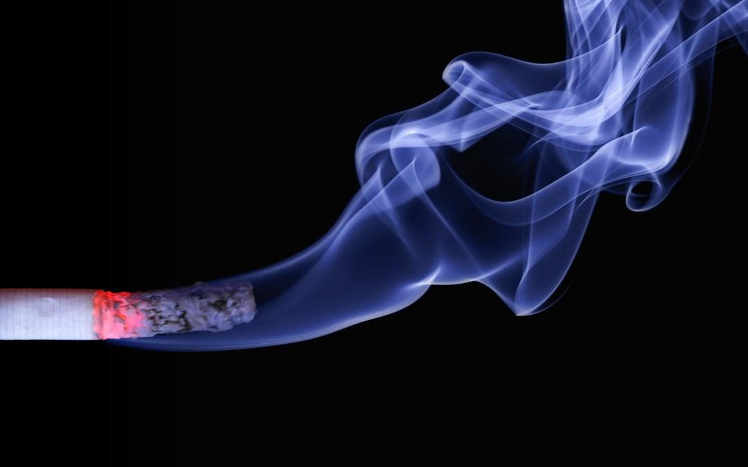 Esto le ocurre a tus pulmones cuando fumas