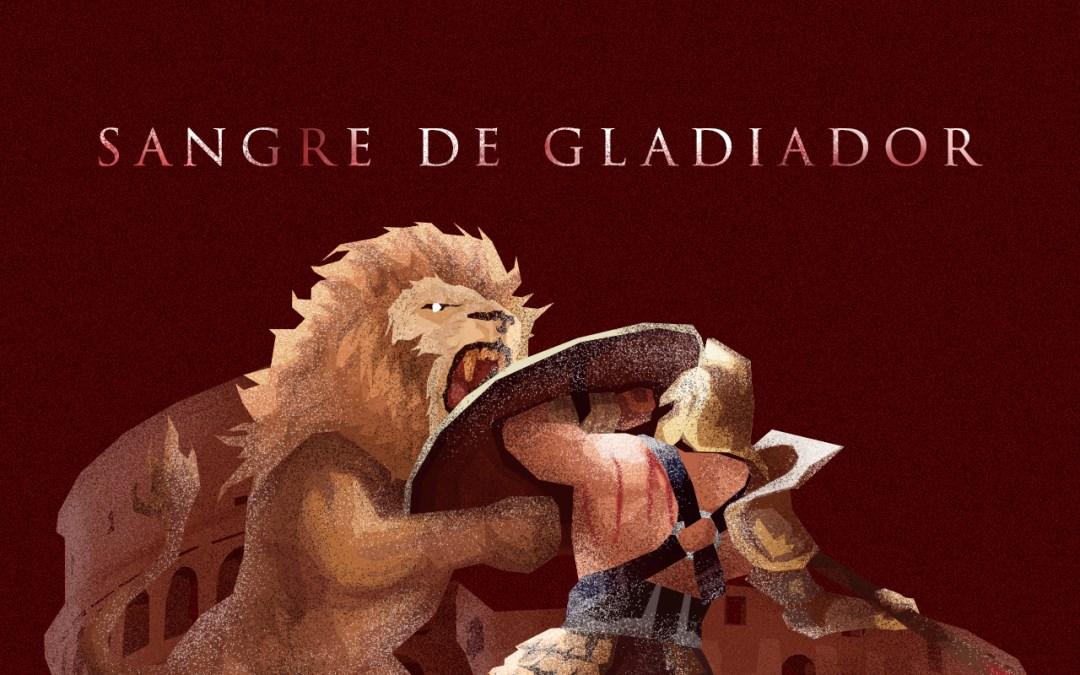 Sangre de gladiador