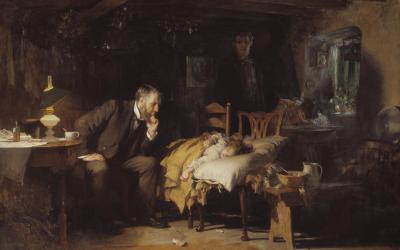 La medicina a través de la pintura en la historia…