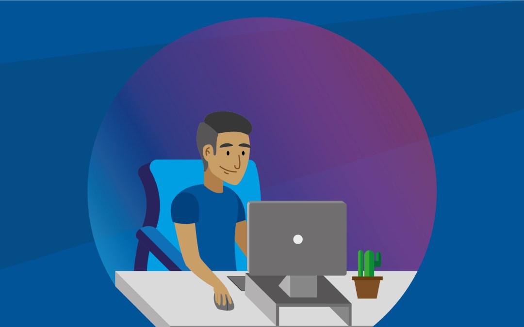 Home Office: posturas, ejercicios y recomendaciones
