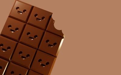 ¿Por qué comer chocolate hace feliz a la gente?