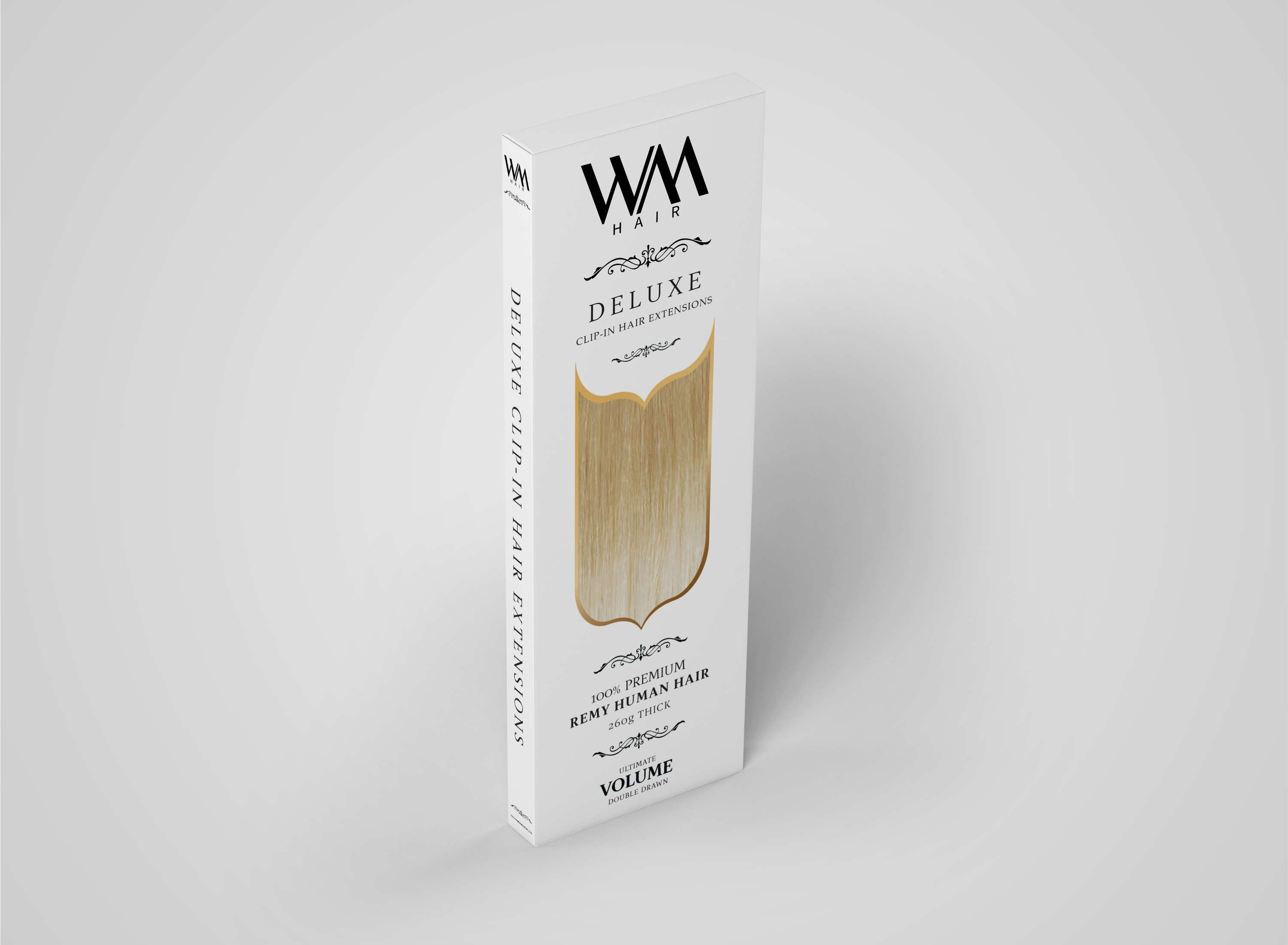 Packaging Amp Box Design For Hair Extensions Company