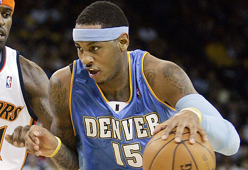 Denver forward Carmelo Anthony says union will stay strong