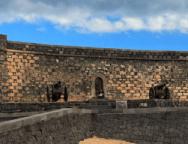El Castillo de San Gabriel se iluminará de naranja con motivo del Día Nacional de la Esclerosis Múltiple