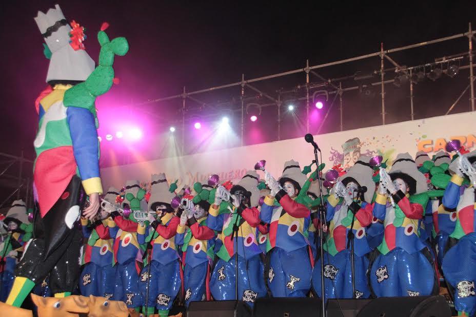 Resultado de imagen de simplones carnaval 2016
