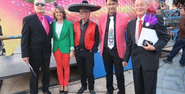 'Los Amigos del Carnaval' recuerdan con su pregón parte de la historia de Arrecife