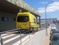 Canarias, por encima de la media nacional en número de ambulancias con soporte vital básico por habitante