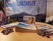 Lanzarote se promociona como destino idóneo de running en la Feria Zurich Maratón Sevilla 2017