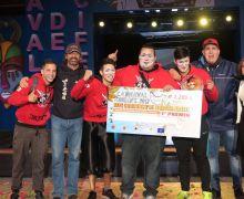 Los Tabletuos, ganadores del Concurso de Murgas de Arrecife
