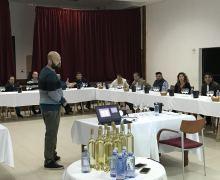 El Centro Sociocultural de Teseguite acoge este viernes la segunda preliminar del 'XVII Concurso Insular de Cata de Vinos Artesanales'