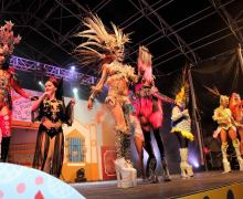 Playa Blanca enciende este fin de semana su Carnaval