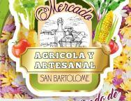 """El domingo 2 de julio tendrá lugar la 3ª jornada de """"Mercado de productos agrarios, quesos y artesanía de San Bartolomé"""" en la Plaza León y Castillo"""