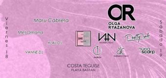 Lanzarote acogerá el SHE 1918 Fest, primer festival del mundo con cartel 100% femenino