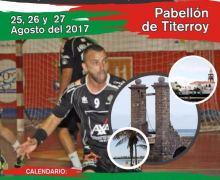 """El viernes se pone en marcha el Torneo de Balonmano """"Ciudad de Arrecife"""""""