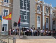 El presidente del Cabildo de Lanzarote  muestra sus condolencias y solidaridad a los familiares y  allegados de las víctimas del atentado terrorista perpetrado ayer en Barcelona