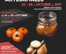 El Cabildo de Lanzarote organiza un taller práctico de elaboración de conservas artesanales