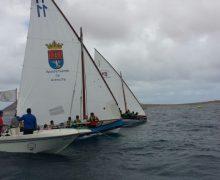 Emotiva celebración del 80 aniversario del barquillo Isla Graciosa