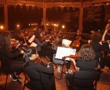Los conciertos en honor a la patrona de los músicos, San Cecilia, se celebraron en el Quiosco de Arrecife y en el Centro Insular de Enseñanzas Musicales
