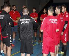 El Ca´Mario Lanzarote ya prepara el partido del sábado ante el FC Barelona B