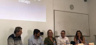 La Escuela Universitaria de Turismo de Lanzarote acogió una jornada sobre salud mental y trabajo