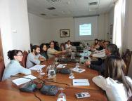 La Reserva de la Biosfera clausura los encuentros con el empresariado turístico del municipio de Tías