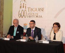 Teguise inicia la conmemoración de los 600 años de su fundación como primera capital de Canarias