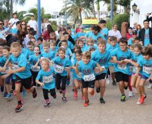 Playa Blanca acoge este domingo la carrera solidaria Be Brave & Run
