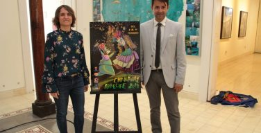 Arrecife ya cuenta con cartel anunciador para el Carnaval 2018