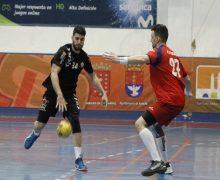 Valioso empate del Ca´Mario Lanzarote en la cancha del BM Nava