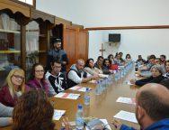 """Tías potencia la participación ciudadana e invita a las asociaciones y vecinos a """" poner sobre la mesa"""" las nuevas necesidades en el municipio"""