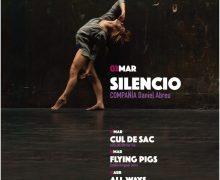 Daniel Abreu y su Silencio abren el Festival de danza de los Centros en el Auditorio Jameos del Agua