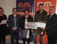 El Cabildo da las gracias a los 12 alumnos de la Escuela de Turismo que colaboraron en el VII Festival Saborea Lanzarote
