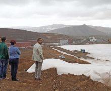 El rendimiento medio de la Planta de Clasificación del Complejo Ambiental de Zonzamas del Cabildo de Lanzarote pasa del 2 a casi el 60% en el tratamiento de los residuos sólidos urbanos después de las inversiones y obras realizadas