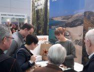 La oferta gastronómica, alojativa y de ocio de Lanzarote concita el interés del público en las ferias turísticas de Viena y Stuttgart