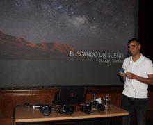 Gustavo Medina desvela en Yaiza las espectaculares imágenes de su última producción