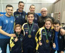 Tres karatekas de las Escuelas Deportivas de Tías se proclaman Campeones de Canarias