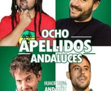 La 'guasa del sur' llena de humor andaluz el Teatro de Tías