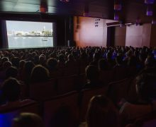Las letras 'vivas y vibrantes' de Víctor Fernández Gopar llenaron el Teatro que lleva su nombre