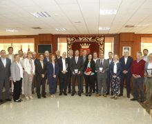 El Cuerpo Consular de Las Palmas se desplazó a Lanzarote para estrechar lazos con administraciones públicas y otras entidades de la isla