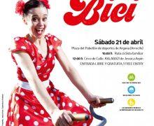 Mañana sábado, en Argana Alta, ruta urbana en bici y espectáculo de circo en la calle por el Día Mundial de la Bicicleta