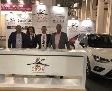 El sello de CICAR, otro año más en el B-Travel