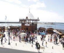 La Feria del Libro de Arrecife se clausura con gran asistencia de público